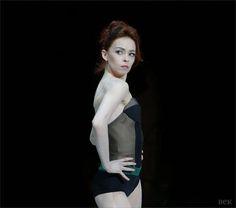 Ekaterina Krysanova, The Taming of the Shrew ♥ www.thewonderfulworldofdance.com #ballet #dance