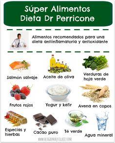 perricone diéta)
