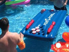 Dump A Day Pool Accessories That Aren't Just For Kids - 15 Pics