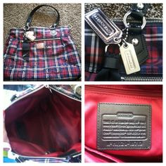 """Selling this """"REDUCED! new Authentic coach tote/shoulder bag."""" in my Poshmark closet! My username is: bogrady0123. #shopmycloset #poshmark #fashion #shopping #style #forsale #Coach #Handbags"""