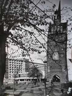 Rostock, 70er