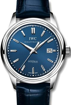 Welcome IWC Ingenieur Automatic Edition Laureus Sport for Good Foundation Watch Watches Channel
