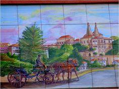 Blog da Sibucs: Azulejos em Portugal