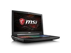 "MSI GT73VR TITAN Pro-425 17.3"" 120Hz 5ms Display Extreme Gaming Laptop Core i7-7820HK GTX 1080 16GB 256GB NVMe SSD + 1TB VR Ready"