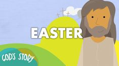 God's Story: Easter by Crossroads Kids' Club. All ages appropriate, best for preschool through early elementary. Jesus Is Risen, Jesus Loves Us, Science Lessons, Bible Lessons, April Easter, Easter 2021, Bible Songs, Easter Specials, Easter Story