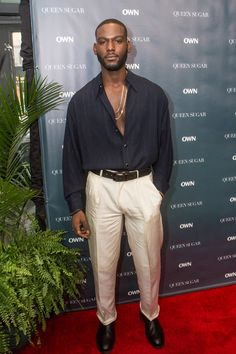 Red Carpet Ready  - Proof The Sexiest Man Of 2016 Is Kofi Siriboe, Hands Down!