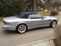 """Car - 1997 Aston Martin DB7  in TORONTO, ON  $33,000"""
