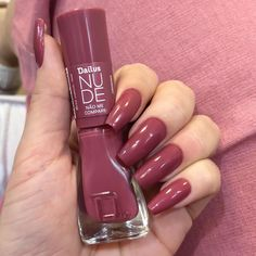 Simple nails design can be beautiful and fashionable. In the pictures below, we collected simple manicure designs. You will find that simple color Basic Nails, Simple Nails, Stylish Nails, Trendy Nails, Great Nails, Cute Nails, Hair And Nails, My Nails, Multicolored Nails