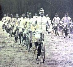 Portuguese infantry. XIX century.