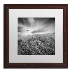 Yaquina Lighthouse III by Moises Levy Framed Photographic Print