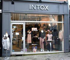 Devanture boutique Intox Rouen