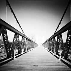 Waco Suspension Bridge                                                   Home is wherever I'm with you.