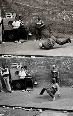 Breakdancing in London, 1996. Photos by Adrian Boot