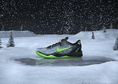 Nike unwraps Christmas colorways for LeBron 11, Kobe 8, KD VI