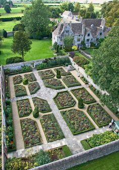 Avebury Manor, Wiltshire, England byRichard Bradshaw1