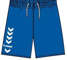 Pantalones cortos Essential Hummel