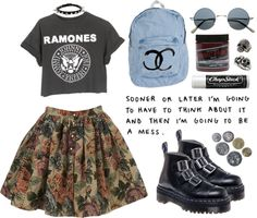 """Untitled #42"" by missgrunge ❤ liked on Polyvore"