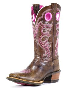 Ariat Women's Crossfire Boot - Weathered Buckskin Country Outfitter Boots, Country Boots, Country Outfits, Cowboy Outfits, Camo Shoes, Boot Scootin Boogie, Western Boots, Cowboy Boots, Rodeo Boots