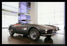 Classic BMW 507 1956
