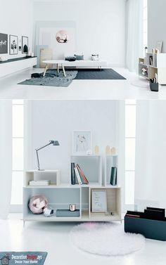 idee-decoration-amenagement-salon | la horqueta | Pinterest ...