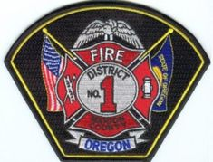 Marion County Rural Fire Protection District 1 Logo