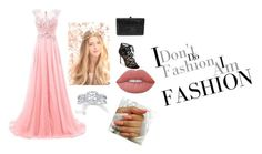 """""""Star strucked"""" by savihernandez on Polyvore featuring Pour La Victoire, Dolli, Angel Sanchez and Lime Crime"""