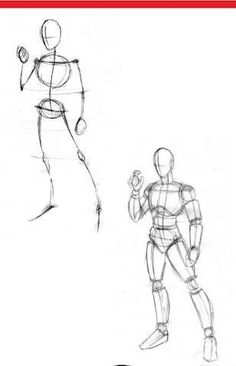 Stick Figure Drawing, Human Figure Drawing, Figure Sketching, Figure Drawing Reference, Art Reference Poses, How To Draw Human, Figure Drawing Tutorial, Human Figure Sketches, Anatomy Reference