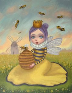≗ The Bee's Reverie ≗ Matthew J Price