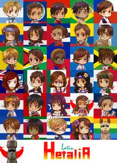 +Latin Hetalia PLZ Accounts+ by kuraudia on DeviantArt Latin Hetalia, Hetalia Anime, Hetalia Fanart, Hetalia Characters, Mundo Comic, Hetalia Axis Powers, Dibujos Cute, Loki Marvel, Country Art