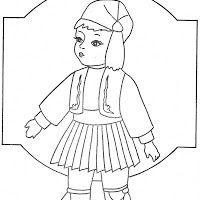 Niño de Grecia