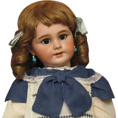 "23"" Antique French Bebe Doll by Jumeau DEP 10 ~~ Layaway up to 6 months ~~ 1900ca+"