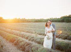 Fun and Festive Provence Wedding