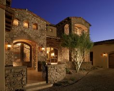 Rustic Elegance   Calvis Wyant Custom Homes Scottsdale AZ  Exterior DoorsStone   arizona homes   Phoenix AZ Real Estate Full MLS Search Portal now  . Exterior Doors Phoenix Az. Home Design Ideas