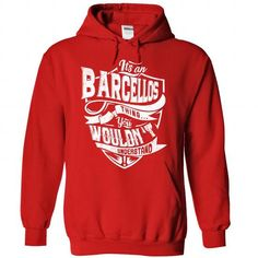 Nice BARCELLOS Shirt, Its a BARCELLOS Thing You Wouldnt understand Check more at http://ibuytshirt.com/barcellos-shirt-its-a-barcellos-thing-you-wouldnt-understand.html