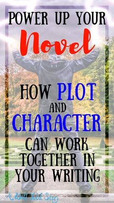 Some of the best stories do an excellent job balancing character and plot. Here's one way to plot with your character in mind and create a balanced story. #writing #writingtips #novelwriting #plot #characters #awelltoldstory
