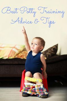 Readers' Best Potty Training Advice & Tips Reader Intelligence Report