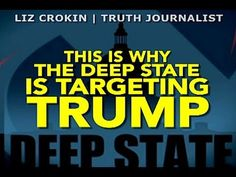 THIS is WHY the Deep State is Targeting Trump -- Liz Crokin  Published on Jun 15, 2017  #TRUE #NEWS US House Rep. #Scalise was shot by a man officials have identified as James Hodgkinson, who was killed in a subsequent shootout with DC capitol police. As is so often the case in these events, the alleged shooter is now dead so there will be no round of questioning, after all dead men tell no tales.