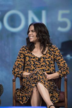 Lana Parilla at D23 Expo - 15 August 2015