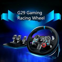 1259.00$  Watch more here - http://aiu21.worlditems.win/all/product.php?id=32723061149 - Original Logitech G29 PS3/4900 G25 Gaming Racing Wheel