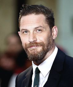 Tom Hardy at the Legend world premiere in London, Sept 3 2015.