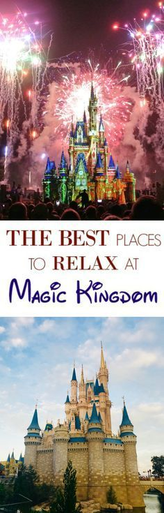 A full day of fun at Magic Kingdom can leave you a little weary; here are our favorite places to take it slow and take in the magic at Walt Disney World's best park!