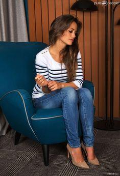Exclusif - La ravissante Lucie Lucas pose au Platine Hôtel pour Crush Magazine à Paris le 7 octobre 2014