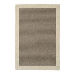 Debenhams Neutral wool 'Sand Moorland' rug- at Debenhams.com