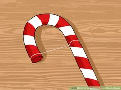 How to Make Giant Foam Candy Canes. What a great way to decorate your home for the holidays. Foam candy canes are easy and clever. Since they're waterproof, you can hang a few outdoors to show your holiday spirit. Candy Cane Decorations, Outside Christmas Decorations, Christmas Yard Art, Outdoor Christmas, Christmas Candy, Christmas Diy, Christmas Parties, Candy Cane Ornament, Candy Cane Wreath