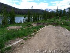 North Michigan Reservoir Campground Camping Review