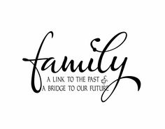 Family Wall Decal Vinyl Wall Quote Saying for by fivestarsigns, $25.00