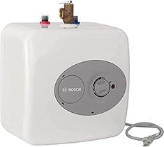 Bosch Electric Mini-Tank Water Heater Tronic 3000 T - Eliminate Time for Hot Water - Shelf, Wall or Floor Mounted Converted Cargo Trailer, Instant Water Heater, Plumbing Tools, Cargo Trailers, Shelf Wall, Water Heating, Under Sink, Single Sink, T 4