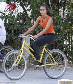 Madonna's daughter, Lourdes #urbancyclist #urbanbiker #divergente