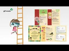 Brownie Elf guide to the Girls Guide to Girl Scouting