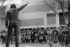SUNY New Paltz demonstrations: March 29, 1979.